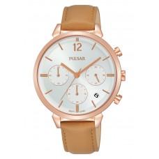 Дамски часовник Pulsar Chronograph PT3950X1