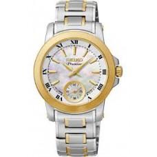 Дамски часовник Seiko Premier Аналог кварц SRKZ66P1
