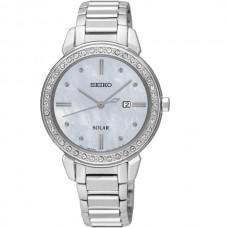 Дамски часовник Seiko Solar SUT327P1