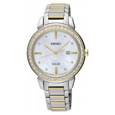 Дамски часовник Seiko Solar SUT328P1