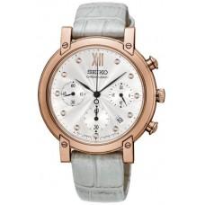 Дамски часовник Seiko Chronograph SRW834P1