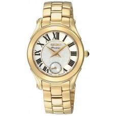 Дамски часовник Seiko Premier Аналог кварц SRKZ74P1