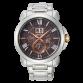 Мъжки часовник Seiko Premier Kinetic Perpetual SNP157P1