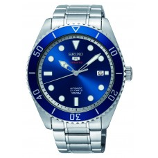 Мъжки часовник Seiko 5 Sports Автоматик SRPB89K1